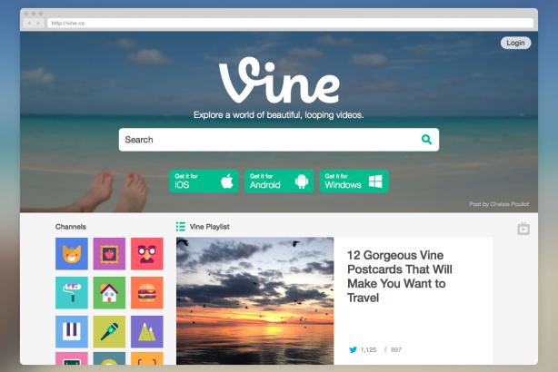Vine: Six-second videos, but long-lasting brand value