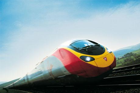 Public affairs: Virgin Trains with Fishburn Hedges