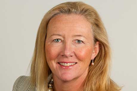 Ginny Pulbrook takes up her role at Camarco in December