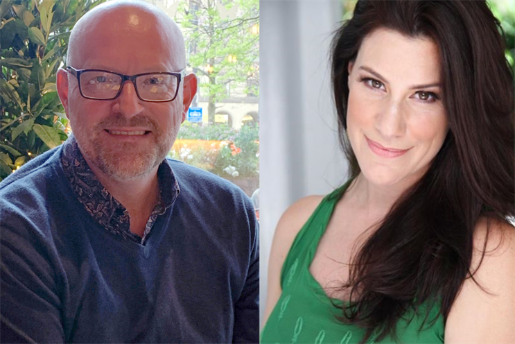 New faces (L-R): Gregor Fyfe and Amanda Moulson have joined the leadership team at Virgo Health