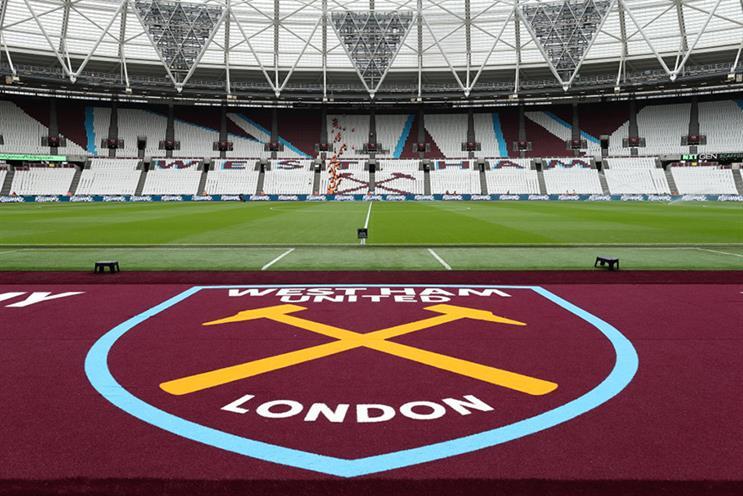 West Ham's London Stadium. Photo Getty Images.