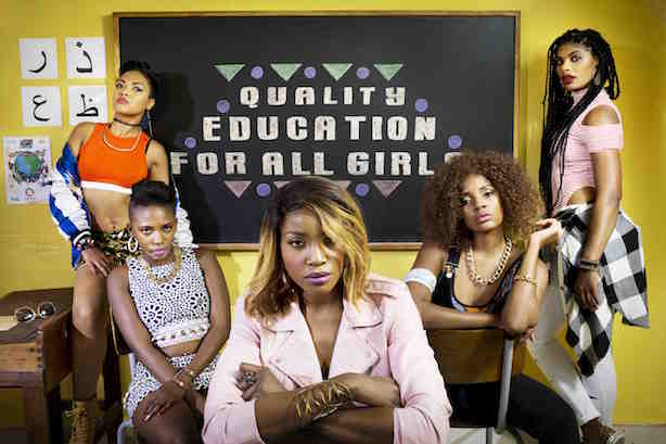Watch: Spice Girls 'Wannabe' video remade for latest Project Everyone initiative