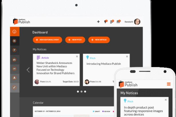 Weber releases content management and publishing platform