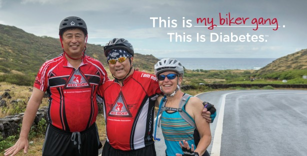 Turning living with diabetes into a triumph