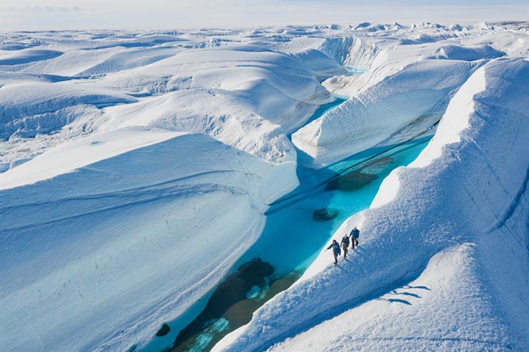 Antarctica eco-tourism operator appoints UK PR agency
