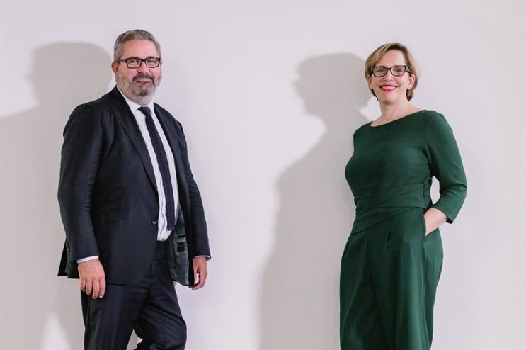Steffan Williams and Louise Nicolson have launched Williams Nicolson in London's Shoreditch