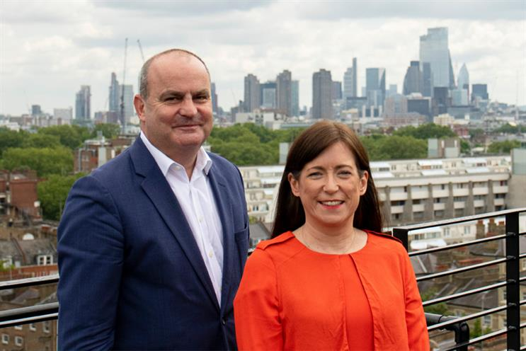 (L-R) Nick Williams and Leila Ager: promoted to lead BCW's merged corporate and public affairs practice
