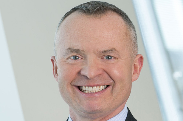 Jeff Winton ushers in new age of comms at Astellas