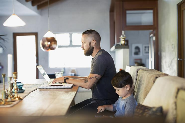 Working parents in the industry have learned a whole new juggling act (Photo: Getty Images)