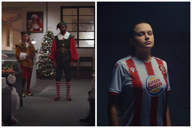 Burger King, Braun, Channel 4: Creative Hits and Misses of the Week