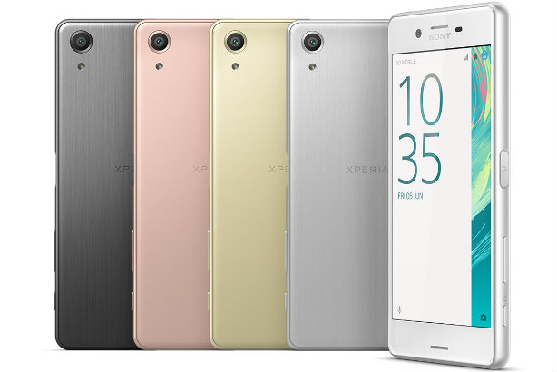 Ringing the changes? Sony's Xperia X Performance model