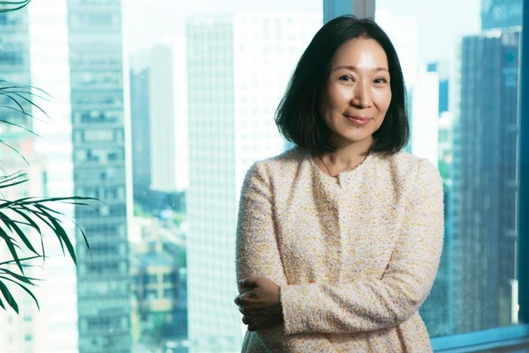 Zeno Group China president Ruby Fu