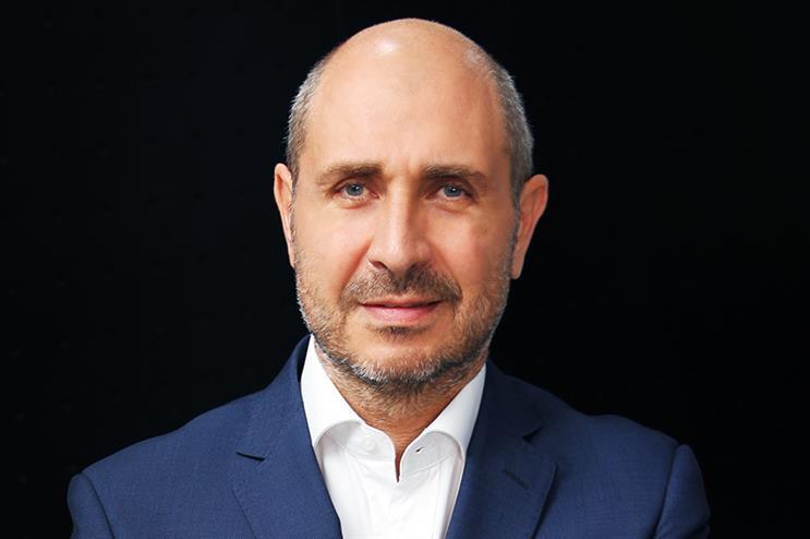 Ziad Hasbani is regional CEO for Weber Shandwick MENAT