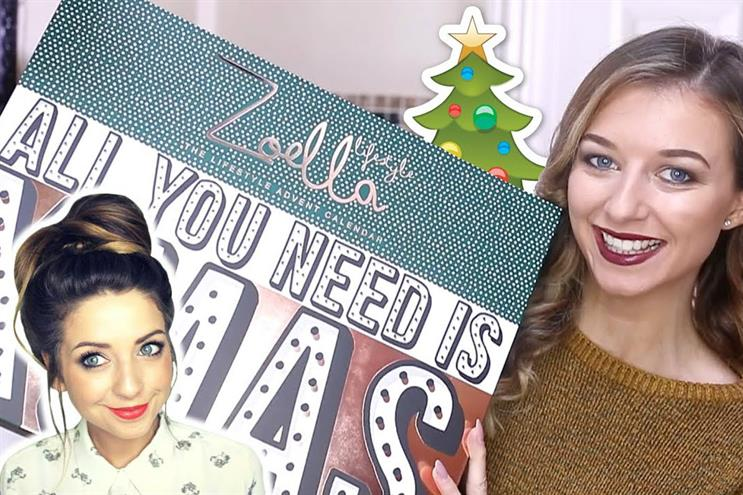 Flop of the Month: Zoella's £50 advent calendar irks public and damages her brand