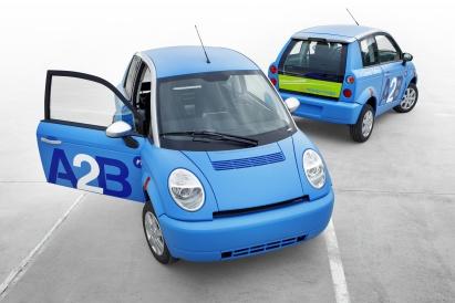 JMPR lands first electric car account