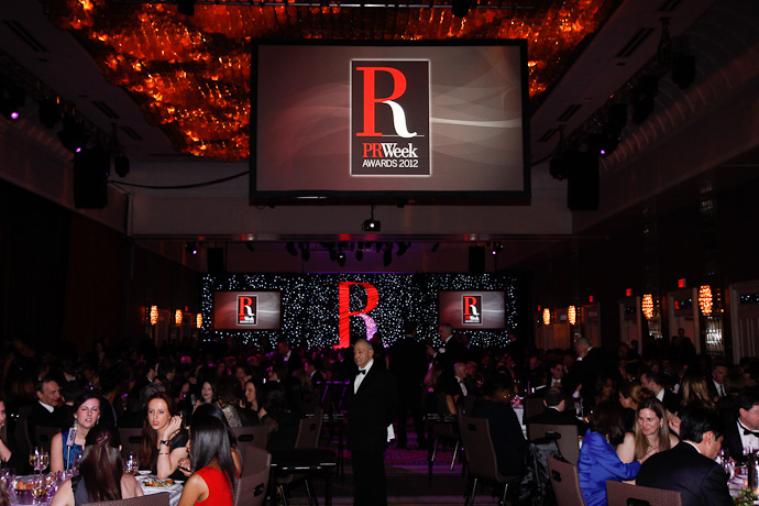 Deadline today for PRWeek Awards 2013 submissions