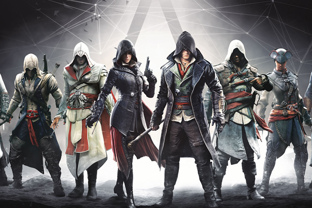 Assassin's Creed: One of Ubisoft's games