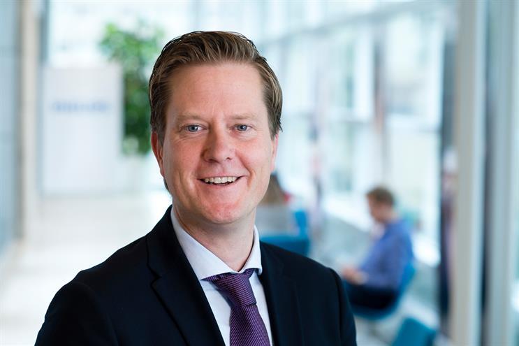 """Arent Jan Hesselink: To lead Edelman's """"global hub"""" in Amsterdam"""