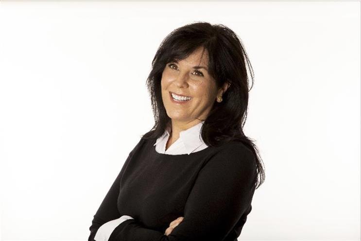 New FCB hire Tina Allan.