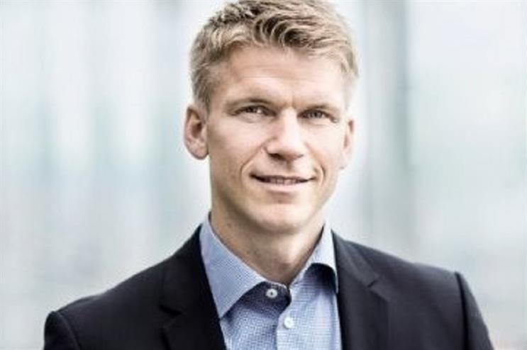 Anders Bering (Image via his LinkedIn profile)