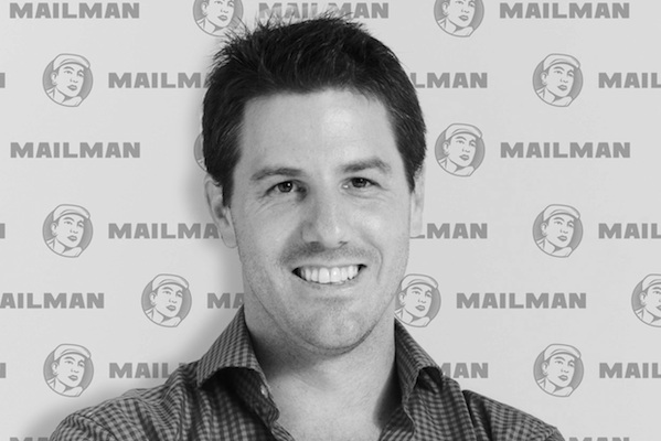 Andrew Collins, founder and CEO, Mailman