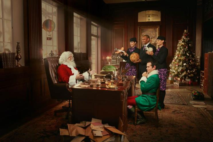 Watch: Air New Zealand pokes fun at Kiwi accent in cheeky Christmas campaign