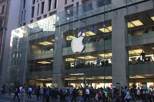 An Apple store in Sydney (John Bragg/Flickr)
