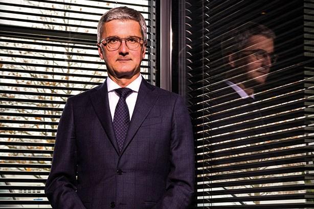 Audi chairman Rupert Stadler insists he's still a fan of diesel engines. Image via Julian Dodd