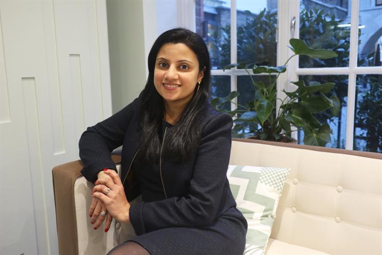Aysha Awan has joined the Florence Nightingale Foundation
