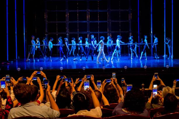 Borkowski.do creates 'Instagram photocall' to introduce star ballerina to London