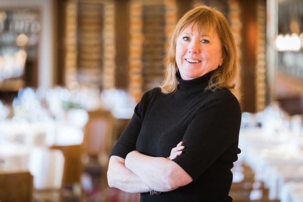 Hotwire global CEO Barbara Bates