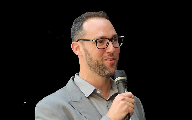 Leading Allison's Miami expansion: David Baum.