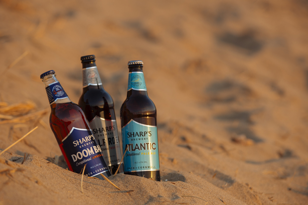 Sharp's Brewery appoints Eulogy to build awareness of its product portfolio
