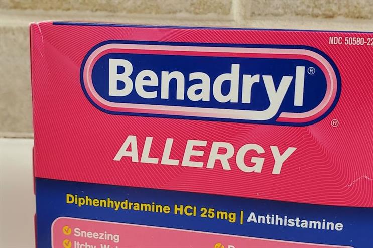Benadryl is the latest brand to have a dangerous craze named after it. (Photo credit: Getty Images)
