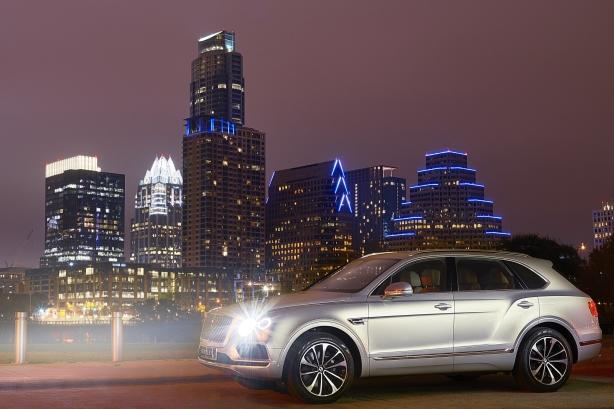 Bentley names M&C Saatchi AOR as it eyes growth in the Americas