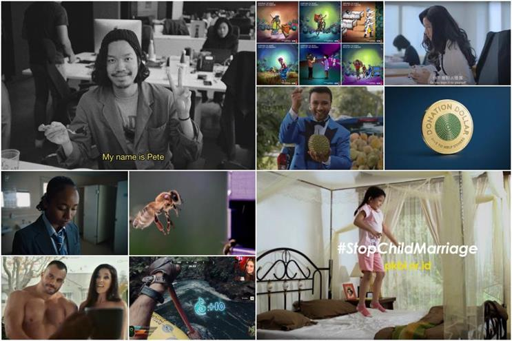 Our favourite ads of 2020