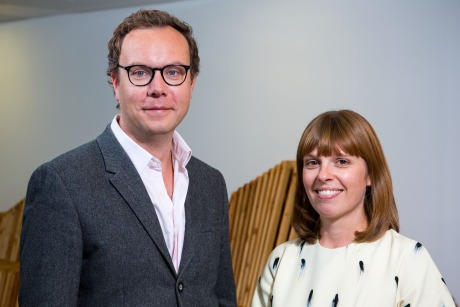 Matt Neale and Bibi Hilton: Will both expand their roles at Golin