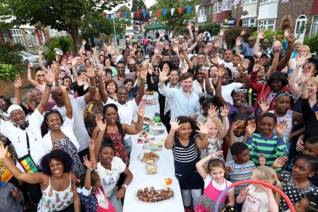 The Big Lunch: The Red Consultancy will promote the community initiative
