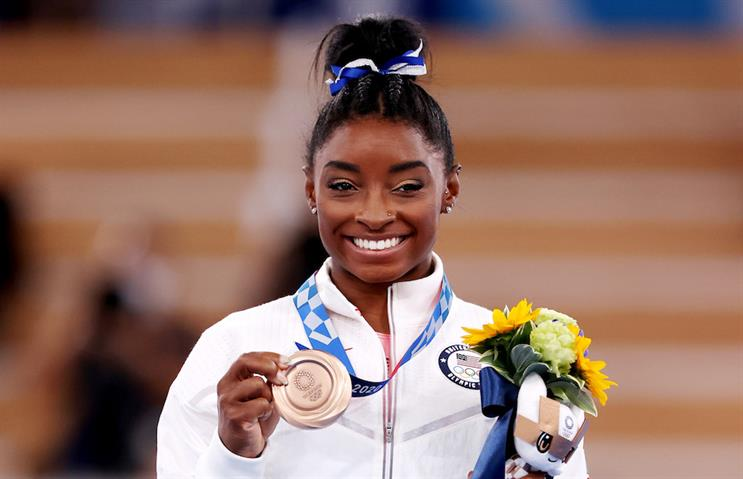 HypeAuditor: Simone Biles gained followers while out of Olympics