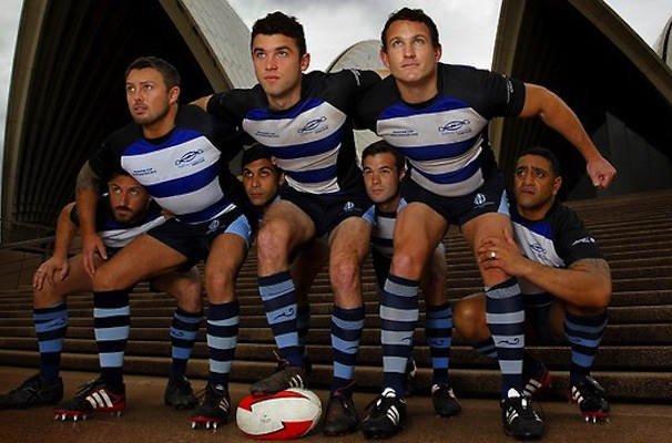 Sydney Convicts staged the 2014 Bingham Cup, but the campaign went on to achieve even greater success