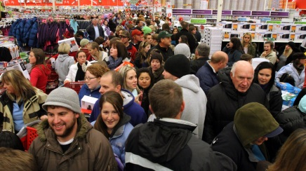 Black Friday strategy stretches well beyond one day