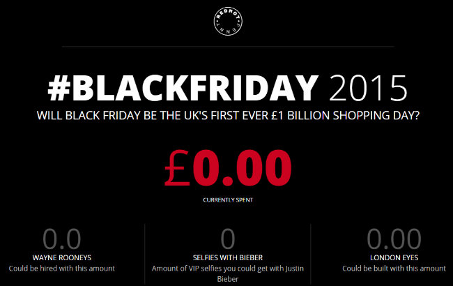 Red Hot Penny launches live Black Friday spending tracker