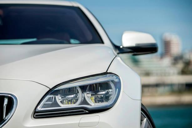 The BMW 6 Series Gran Coupe Individual. Image via Facebook.