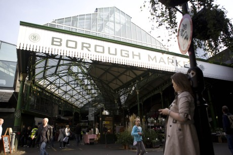 Borough Market: Brought in Tin Man to promote 1,000 years of the iconic food market