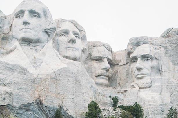 Mount Rushmore (Photo from Brand USA)