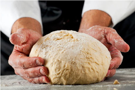 Making bread: Cameron's hobby