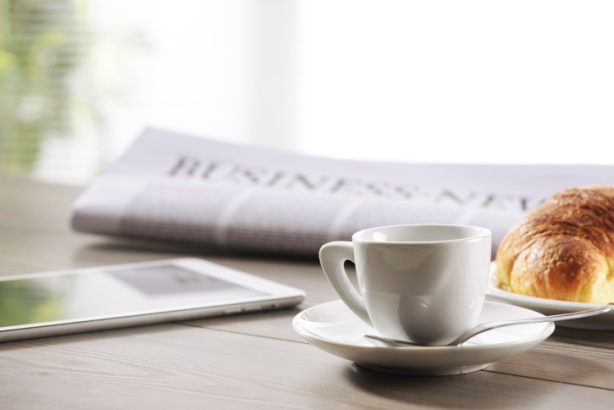 Five things for PR pros to know Wednesday morning, 10.8.2014