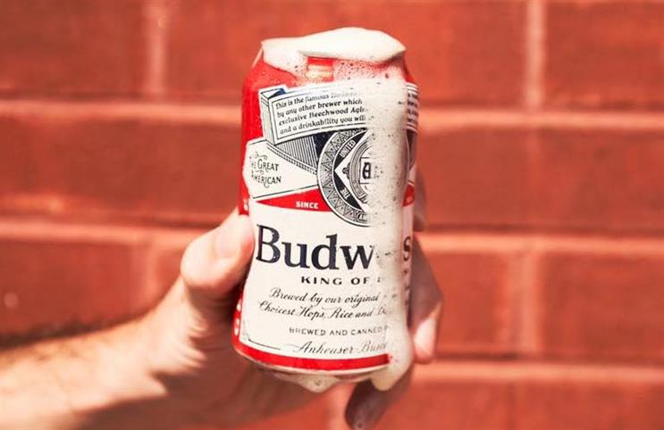 Photo credit: Budweiser's Facebook page
