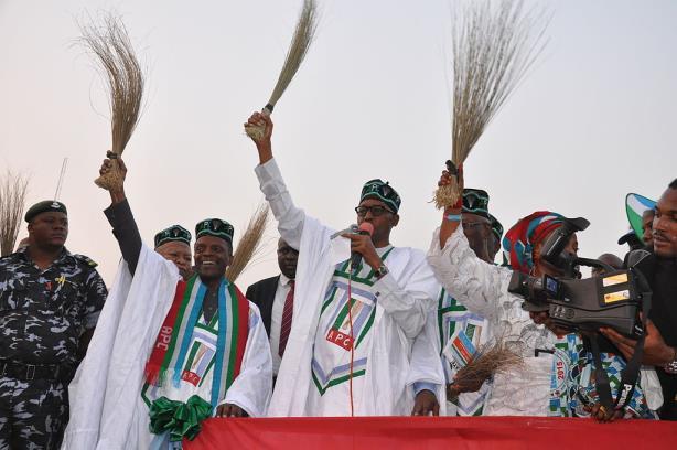 Inside Nigeria's Twitter election