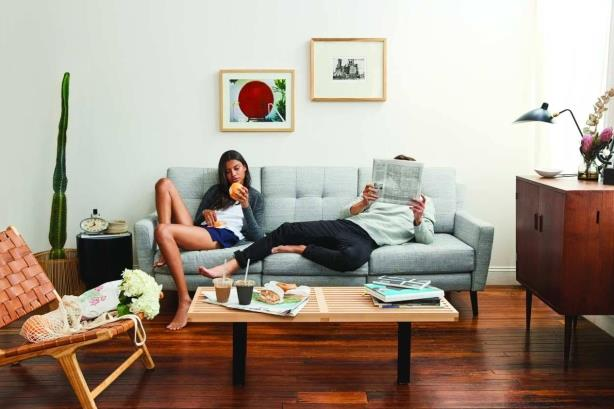 Diffusion takes a seat as furniture startup Burrow's PR AOR